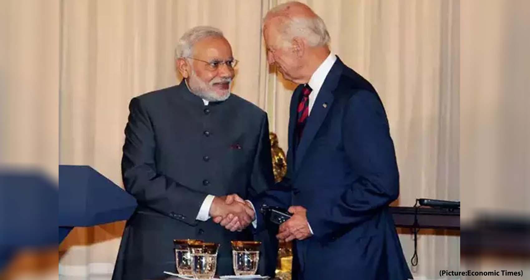 Modi To Visit US Next Week- Quad Summit