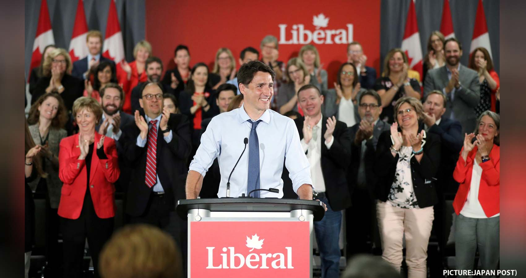 Several Indo-Canadians Elected To Parliament, As Trudeau Returns To Power