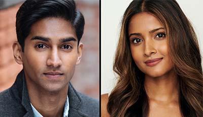 Michael Maliakel, Shoba Narayan To Play Lead Roles In 'Aladdin' On Broadway