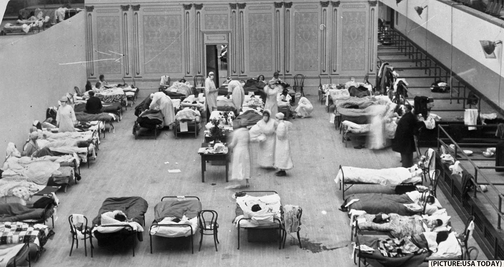COVID Has Killed More Americans Than The Spanish Flu Did In 1918-19
