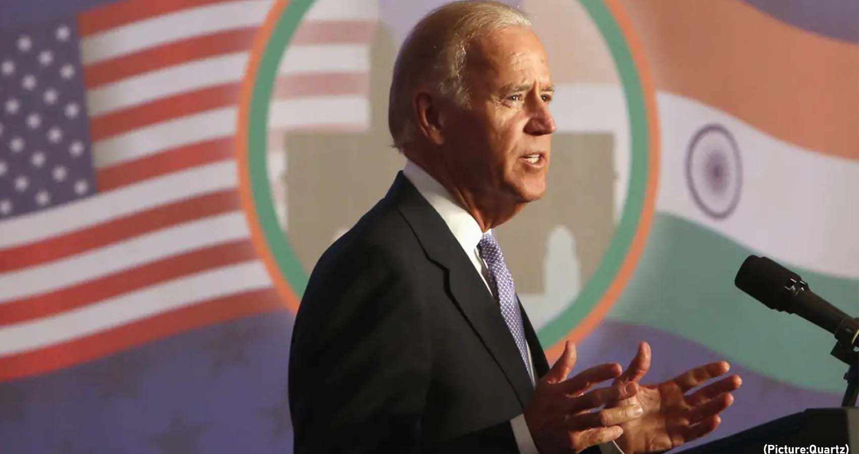 FIACONA Is Grateful to Biden, Harris For Emphasizing Need For Democratic Values In India
