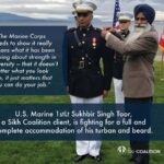 Sikh Coalition Advocates To End Religious Discrimination In Workplaces