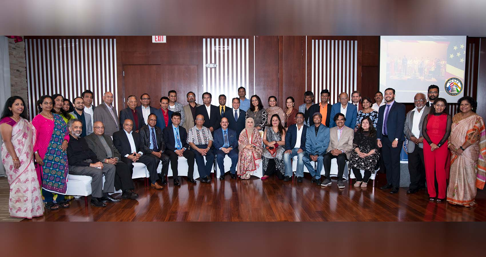 NCAIA Honors Ambassador Dr. Ausaf Sayeed in Chicago