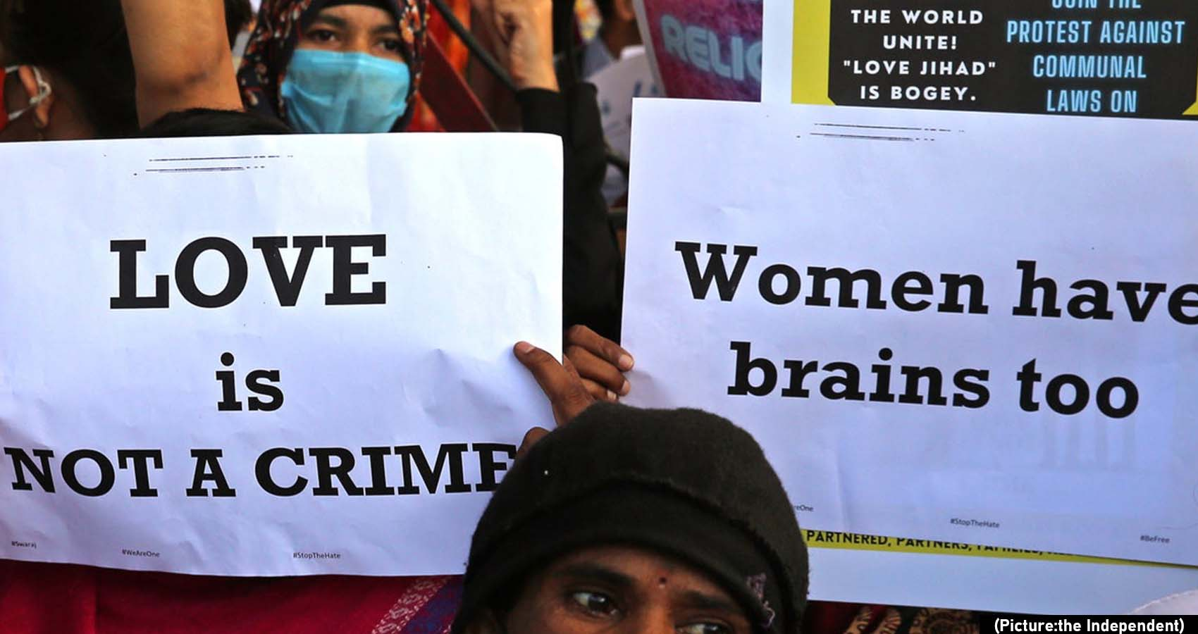 When Love Is Called As A Conspiracy The 'Love Jihad' Bogey Targeting Interfaith Couples In India