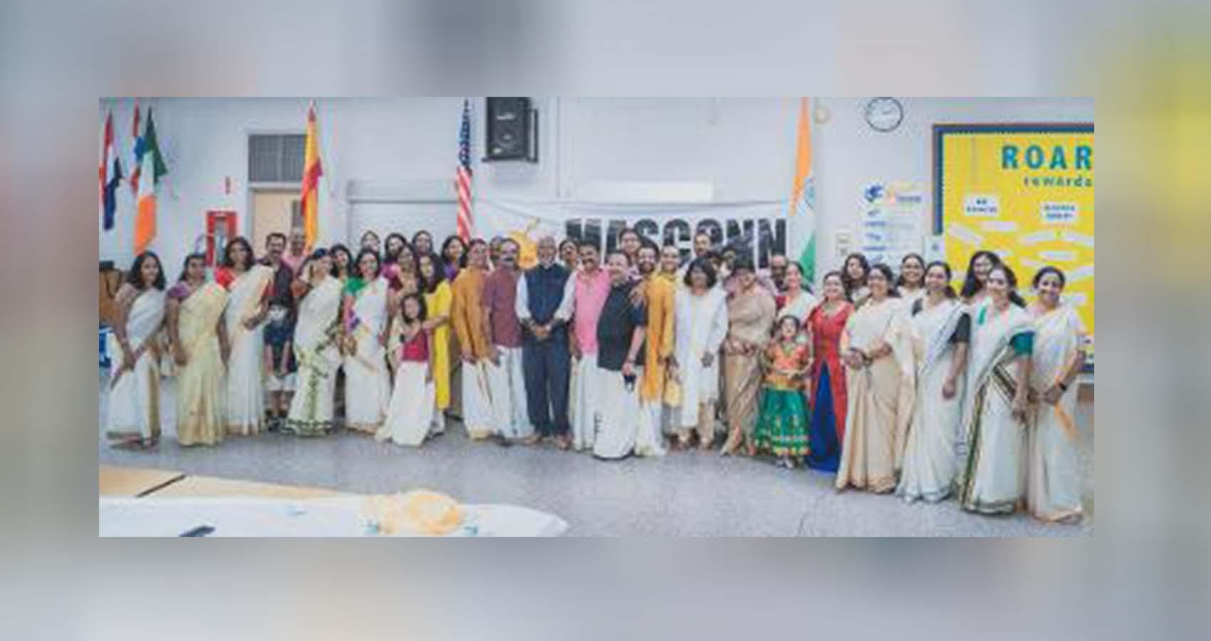 Onam Celebrations By MASCONN Held In Trumbull, CT