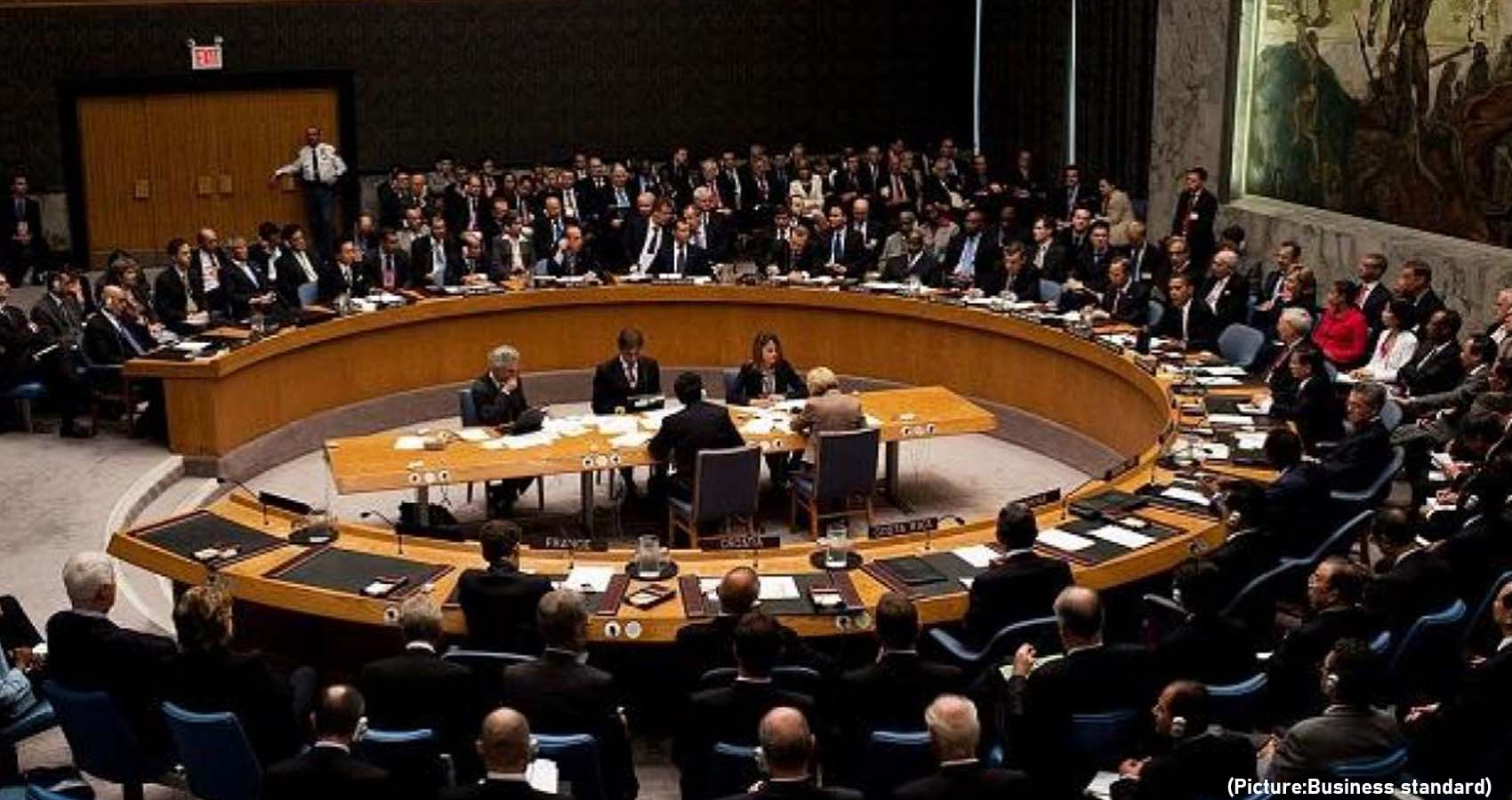 India Joins Allies To Push For UNSC Reforms