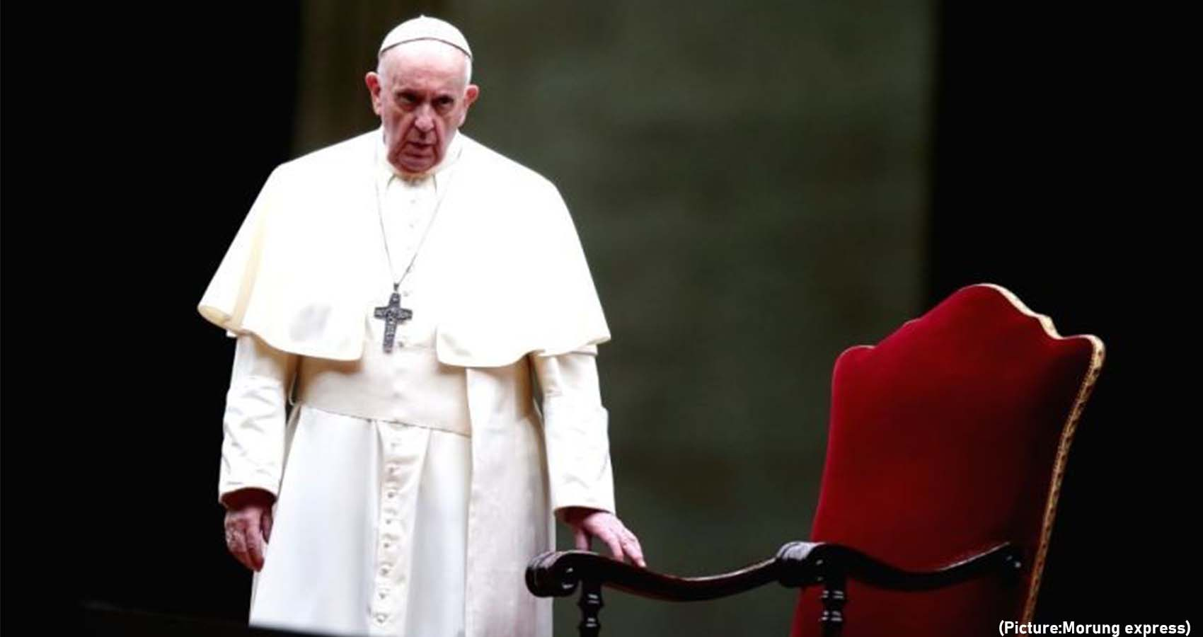 'Some Wanted Me Dead:' Pope Acknowledges Right-Wing Critics
