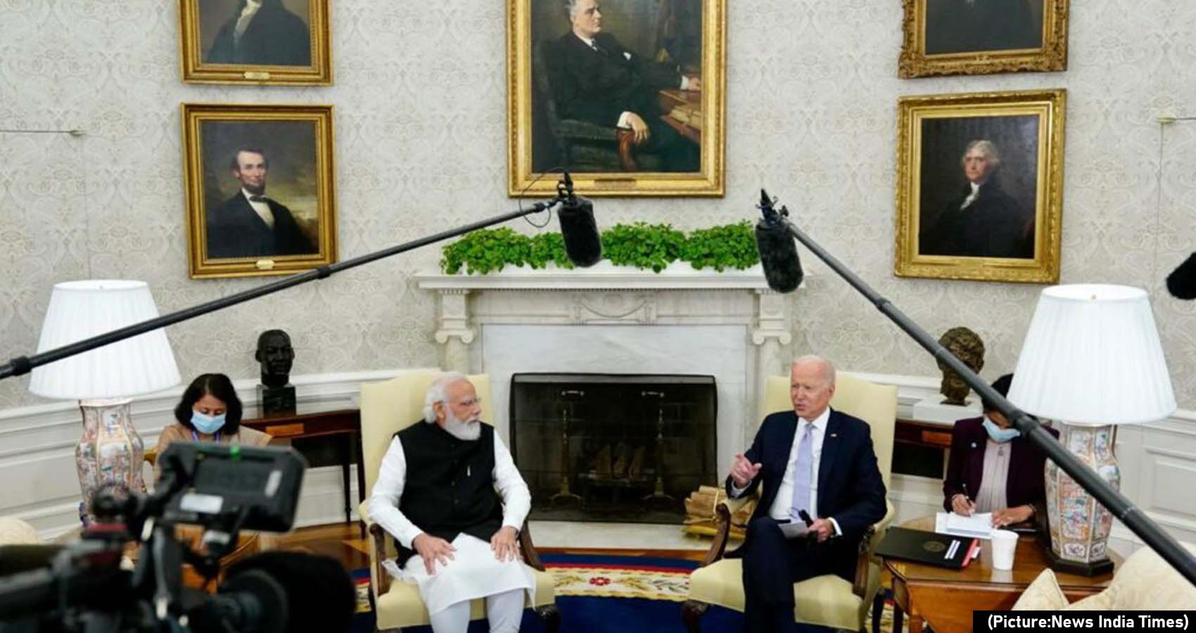 """Modi Visit To US Leads To """"A New Chapter In The History Of US-Indian Ties"""""""