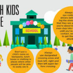 How Kids Can Stay Safe While Walking To School