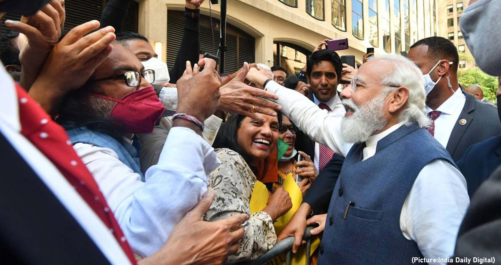 Modi Returns To India, As 4 Million-Strong Diaspora's  Importance Comes To Fore