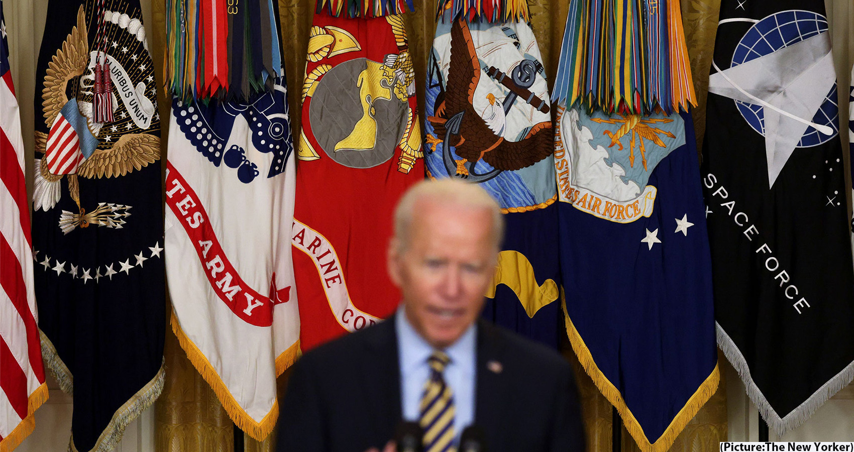 It's Not Just Afghanistan — Americans Are Losing Faith In Biden On Many Issues