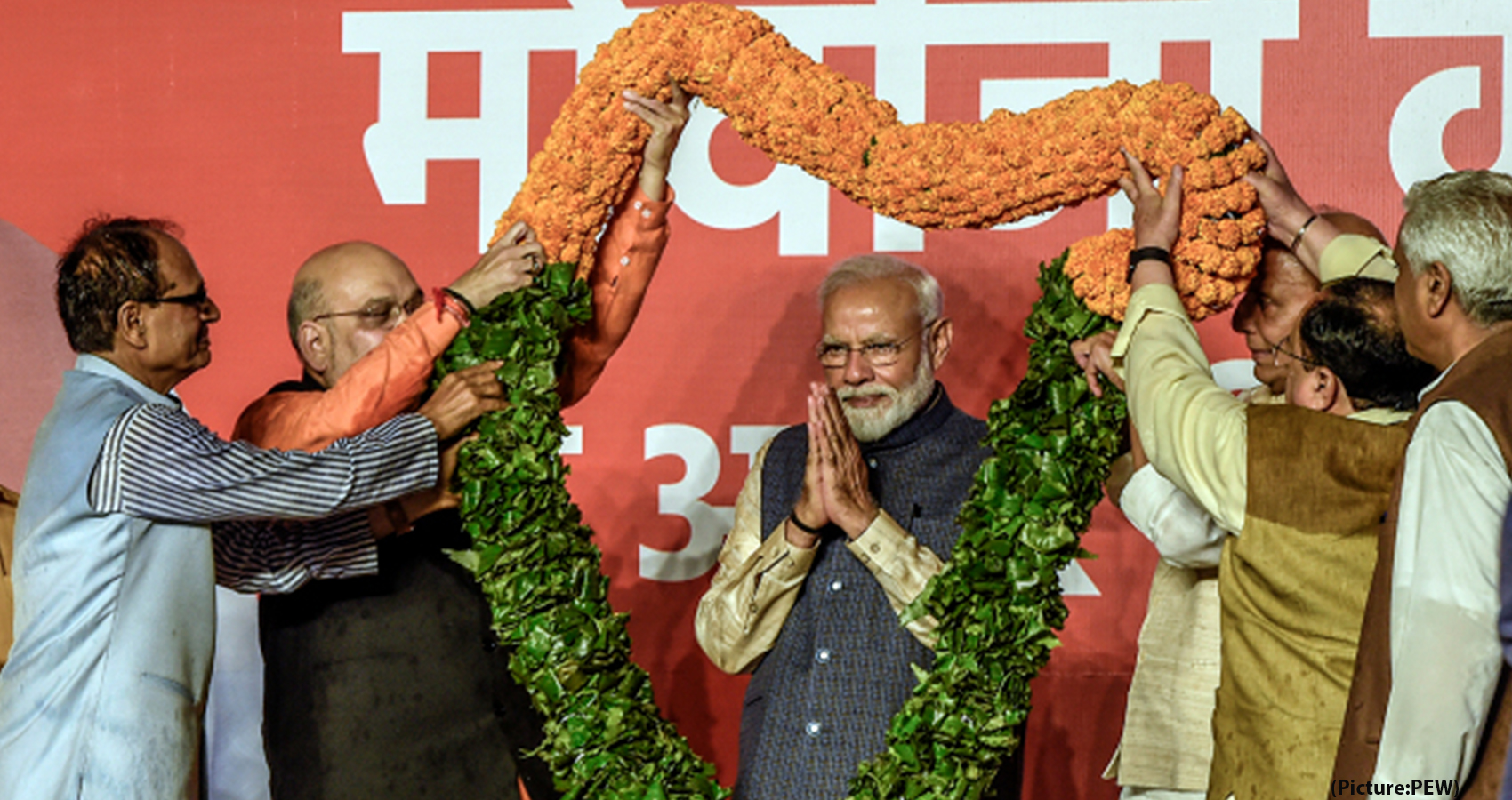 In India, Hindu Support For Modi's Party Varies By Region And Is Tied To Beliefs About Diet And Language