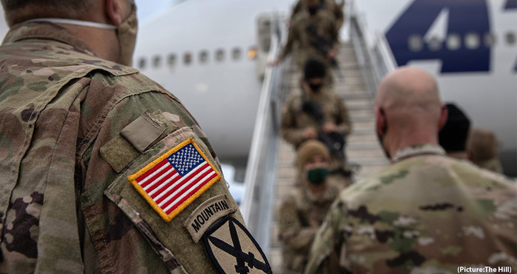 Ending 20-Years-Old War, All American Troops Leave Afghanistan