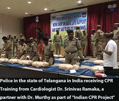 Heart disease Indian CPR Project