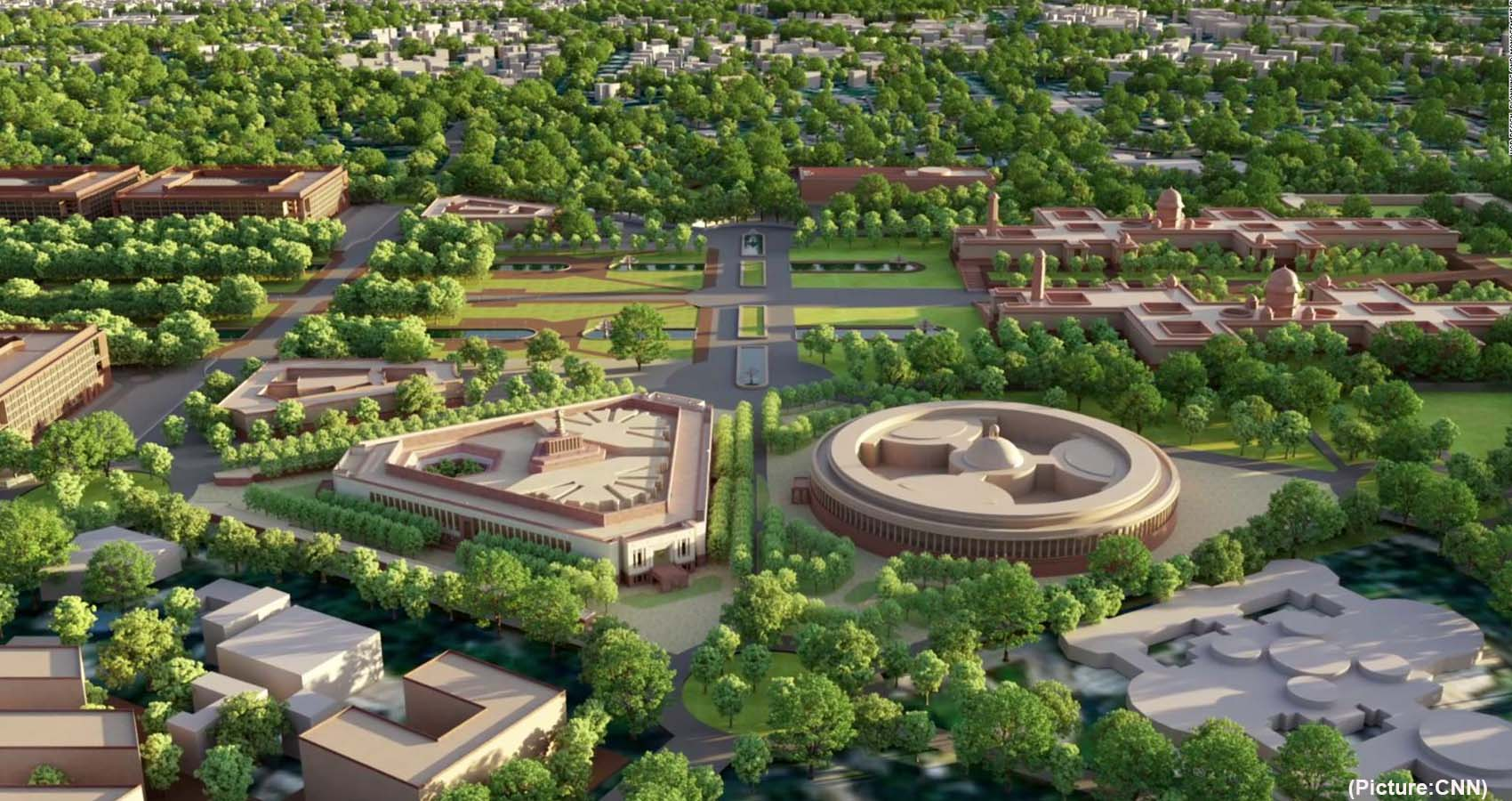 $400-Billion New City In The American Desert Planned